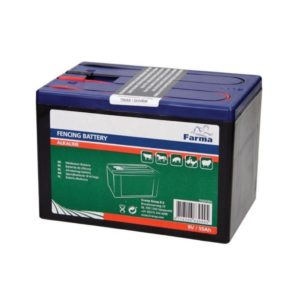 Bateria alkaliczna 9V 55Ah