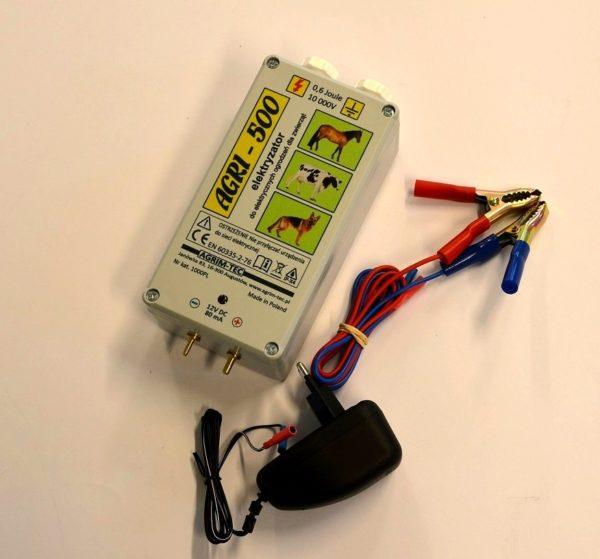 elektryzator-sieciowo-akumulatorowy- agri-500