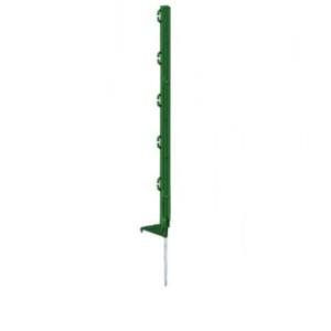 słupek ogrodzeniowy zielony 70 cm
