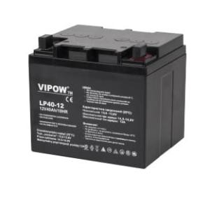 Akumulator 12V /40Ah z ładowarką