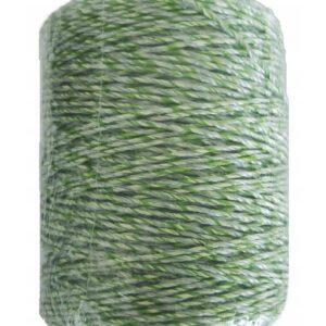 plecionka zielona